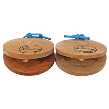 DIMAVERY CASTANETS WOOD 2x