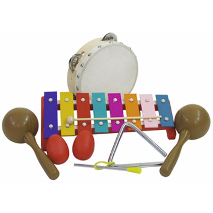 DIMAVERY PERCUSSION SET III 7 PARTS