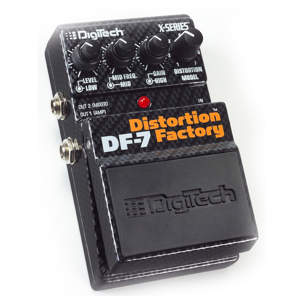 DIGITECH THE DISTORTION FACTORY PEDAL