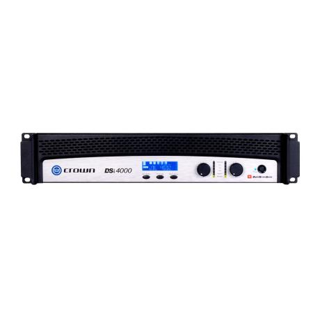 CROWN POWER AMPLIFIER 2x1200W WITH DSP (CINEMA)