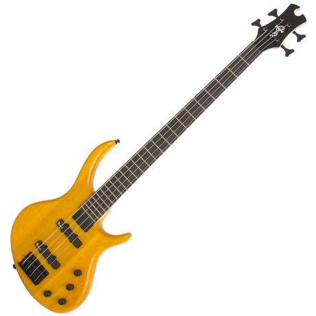 EPIPHONE TOBY DELUXE-IV BASS SATIN TR.AMBER