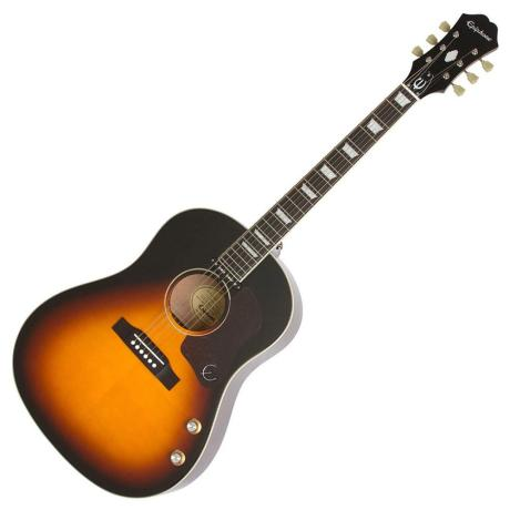 EPIPHONE LTD ED EJ-160E ACOUSTIC ELECTRIC VINT. SUNBURST