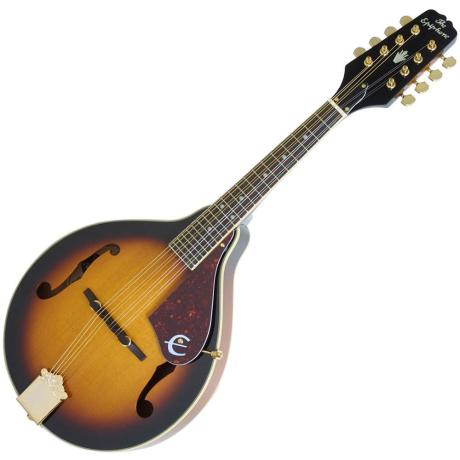 EPIPHONE MM 30 MANDOLIN ANTIQUE SUNBURST GLD HDWE