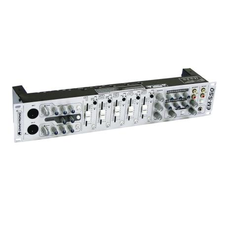 OMNITRONIC ENTERTAINMENT MIXER