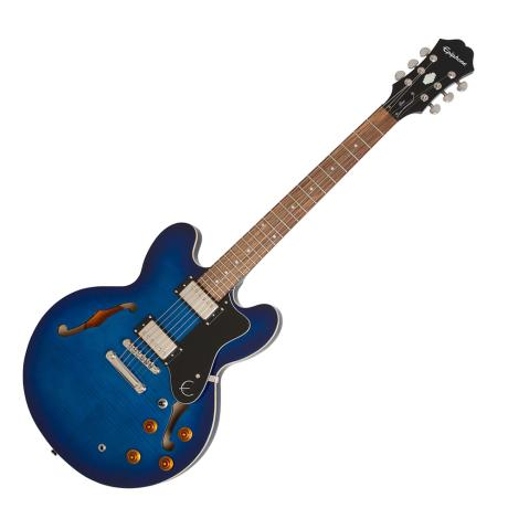 EPIPHONE ΗΛΕΚΤΡΙΚΗ DOT DELUXE FLAME TOP BLUE BURST