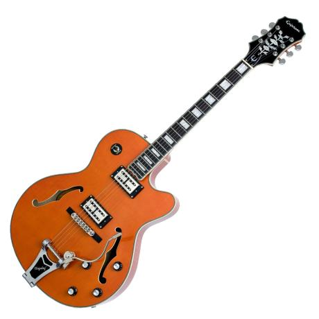 EPIPHONE ΗΛΕΚΤΡΙΚΗEMPEROR SWINGSTER SUNRISE ORANGE