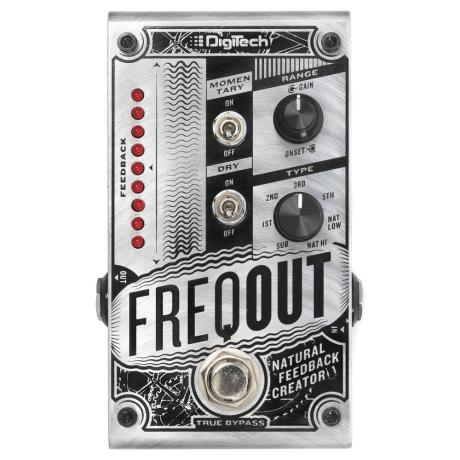 DIGITECH NATURAL FEEDBACK CREATOR