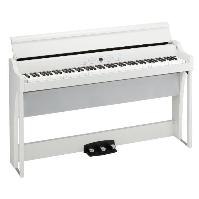 KORG DIGITAL PIANO 88 KEYS  WHITE-1
