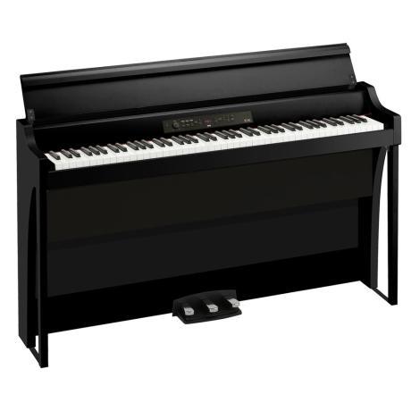 KORG DIGITAL PIANO 88 KEYS BLUETOOTH BLACK