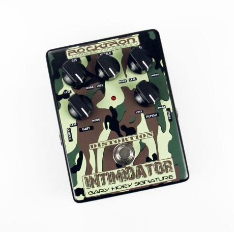 ROCKTRON GARY HOEY INTIMIDATOR DISTORTION