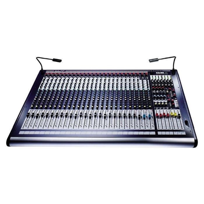 SOUNDCRAFT LIVE MIXING CONSOLE 24MONO/2STEREO