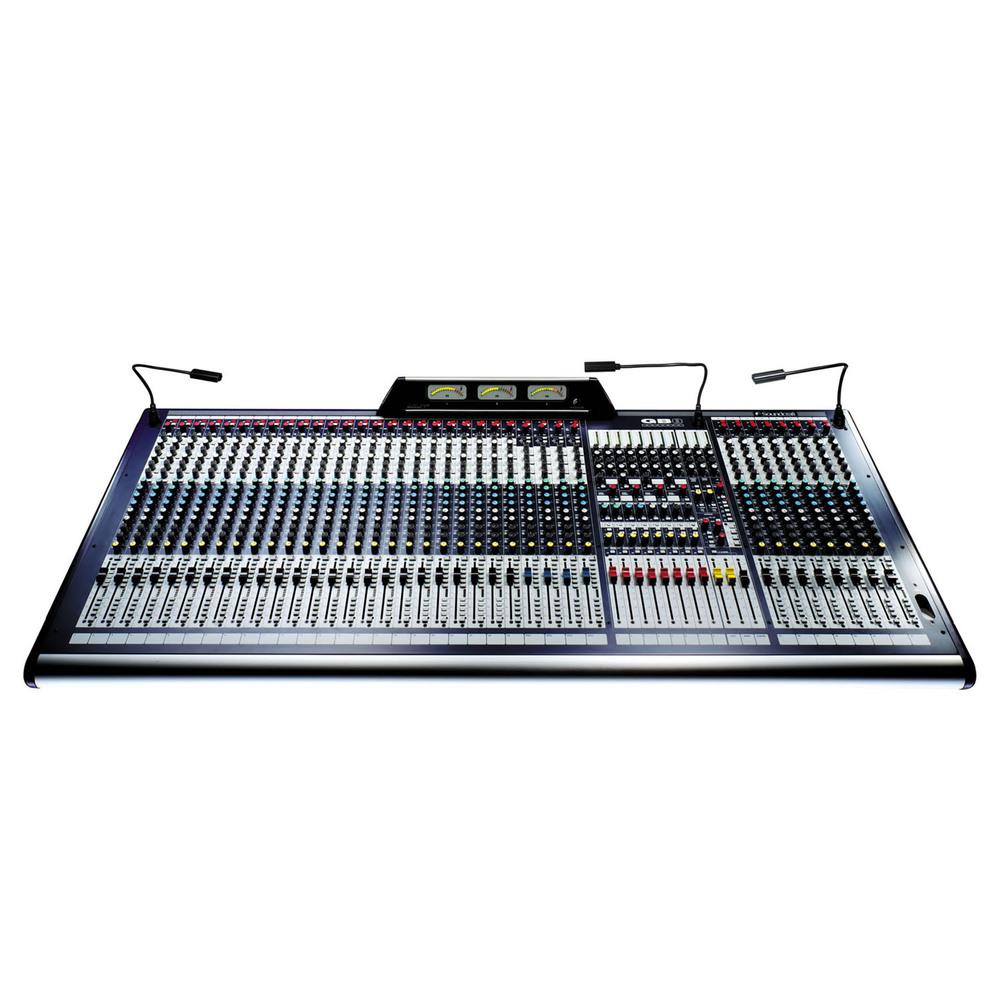 SOUNDCRAFT LIVE MIXING CONSOLE 24MONO/4STEREO