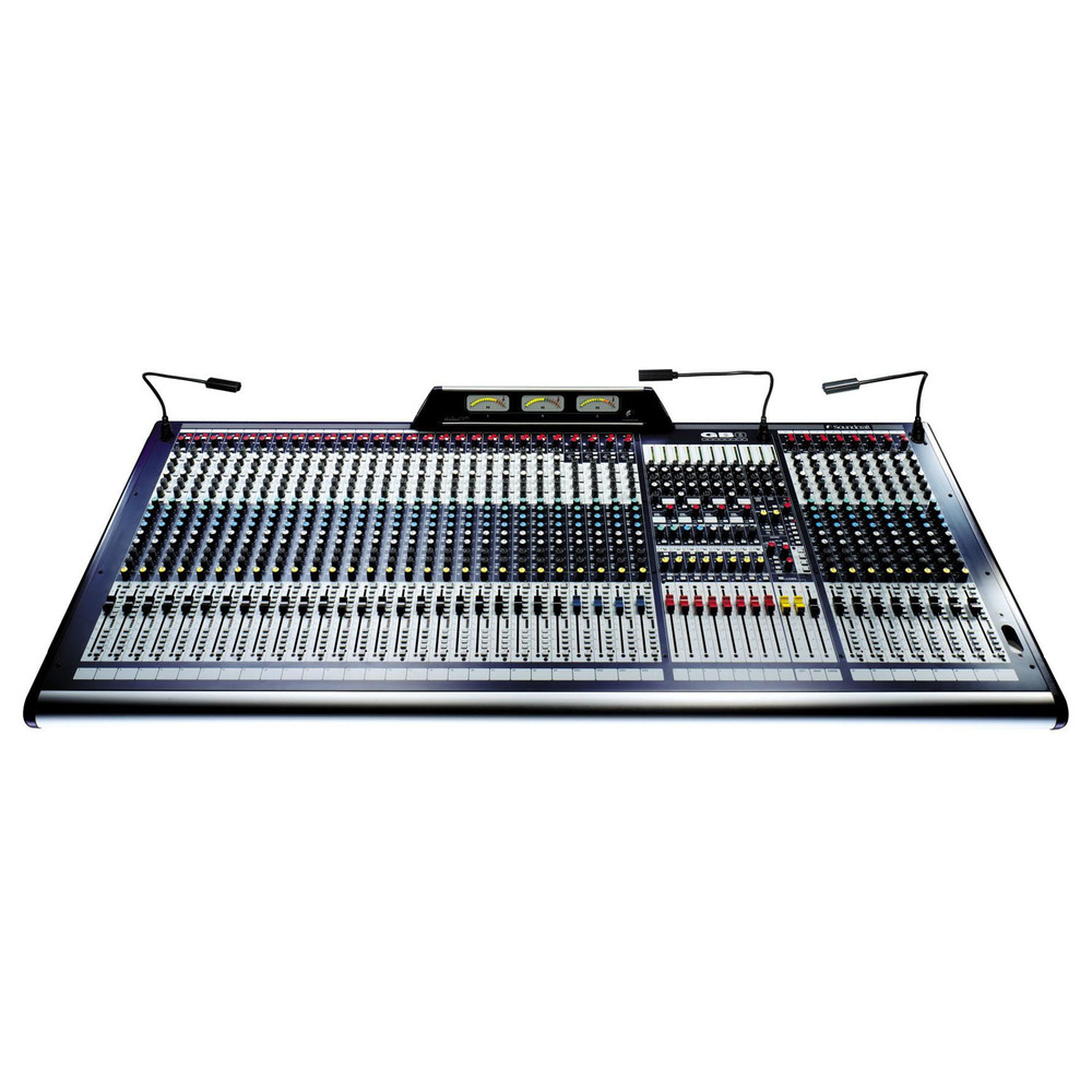 SOUNDCRAFT LIVE MIXING CONSOLE 32MONO/4STEREO