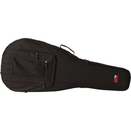 GATOR ELECTRIC DOUBLE CUT GUITAR CASE
