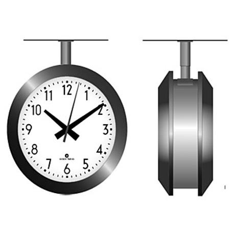 GORGY TIMING 430MM ANALOG AFNOR CLOCK