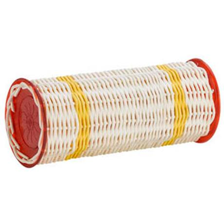 NATAL GANZA LARGE YELLOW BAND RED ENDS
