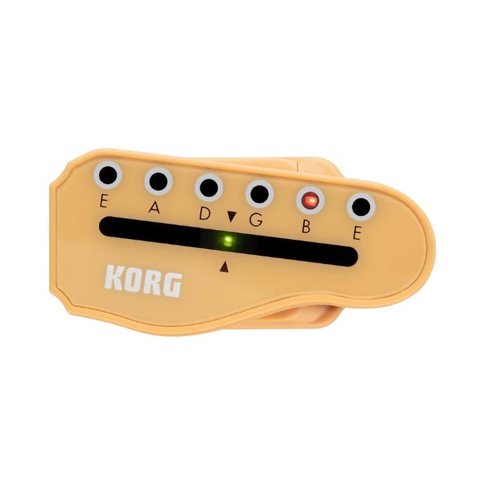 KORG CLIP TUNER FOR ELECTRIC GUITAR