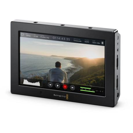 BLACKMAGIC DESIGN Video Assist 4K 7''
