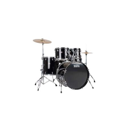 NATAL US FUSION KIT BLACK 22,10,12,16,14S