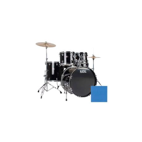 NATAL US FUSION KIT BLUE 22,10,12,16,14S