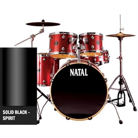 NATAL SPIRIT US FUSION KIT BLACK WRAP