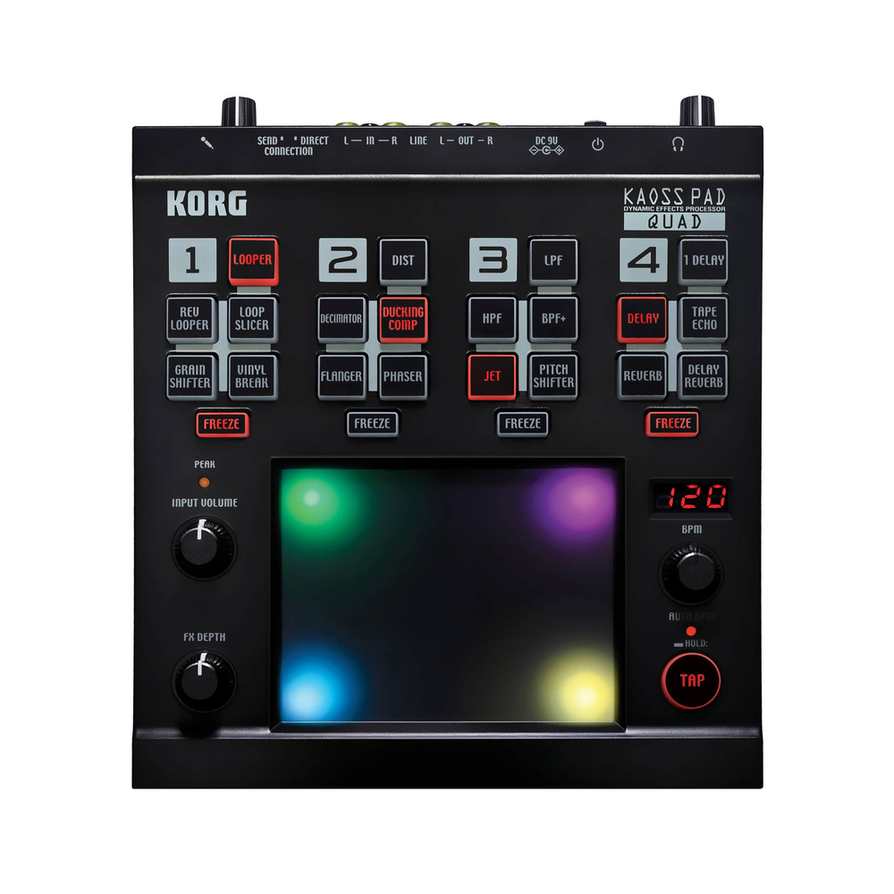KORG REAL TIME FX CONTROLLER