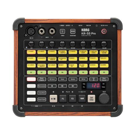 KORG MULTI FUNCTION RHYTHM MACHINE