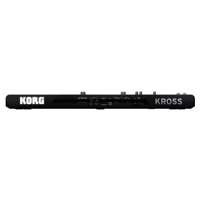 KORG WORKSTATION 61 KEYS-4
