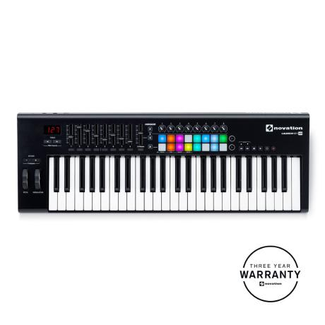 NOVATION USB MIDI CONTROLLER 49 ΔΥΝΑΜΙΚΩΝ ΠΛΗΚΤΡΩΝ