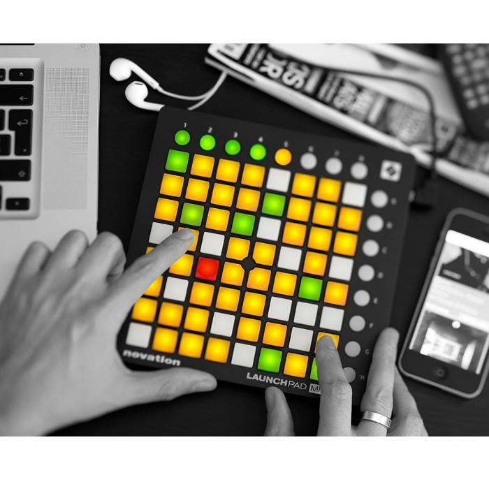 NOVATION LAUNCHPAD COMPACT VERSION