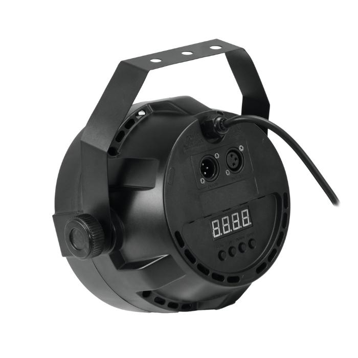 EUROLITE LED PAR 54X3W ΦΩΤΙΣΤΙΚΟ SPOT RGBW 3/1