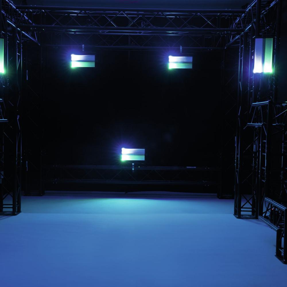 EUROLITE 3/1 LED ΦΩΤΙΣΤΙΚΑ ΕΦΦΕ STROBE +RGB COLOR MIXING