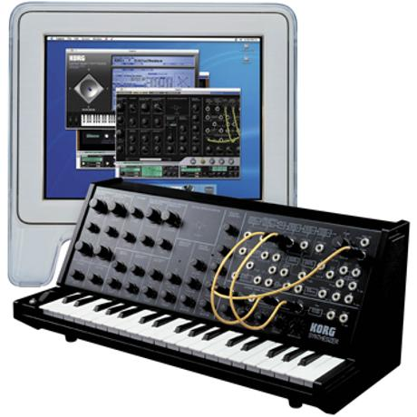 KORG SOFTWARE INSTRUMENTS