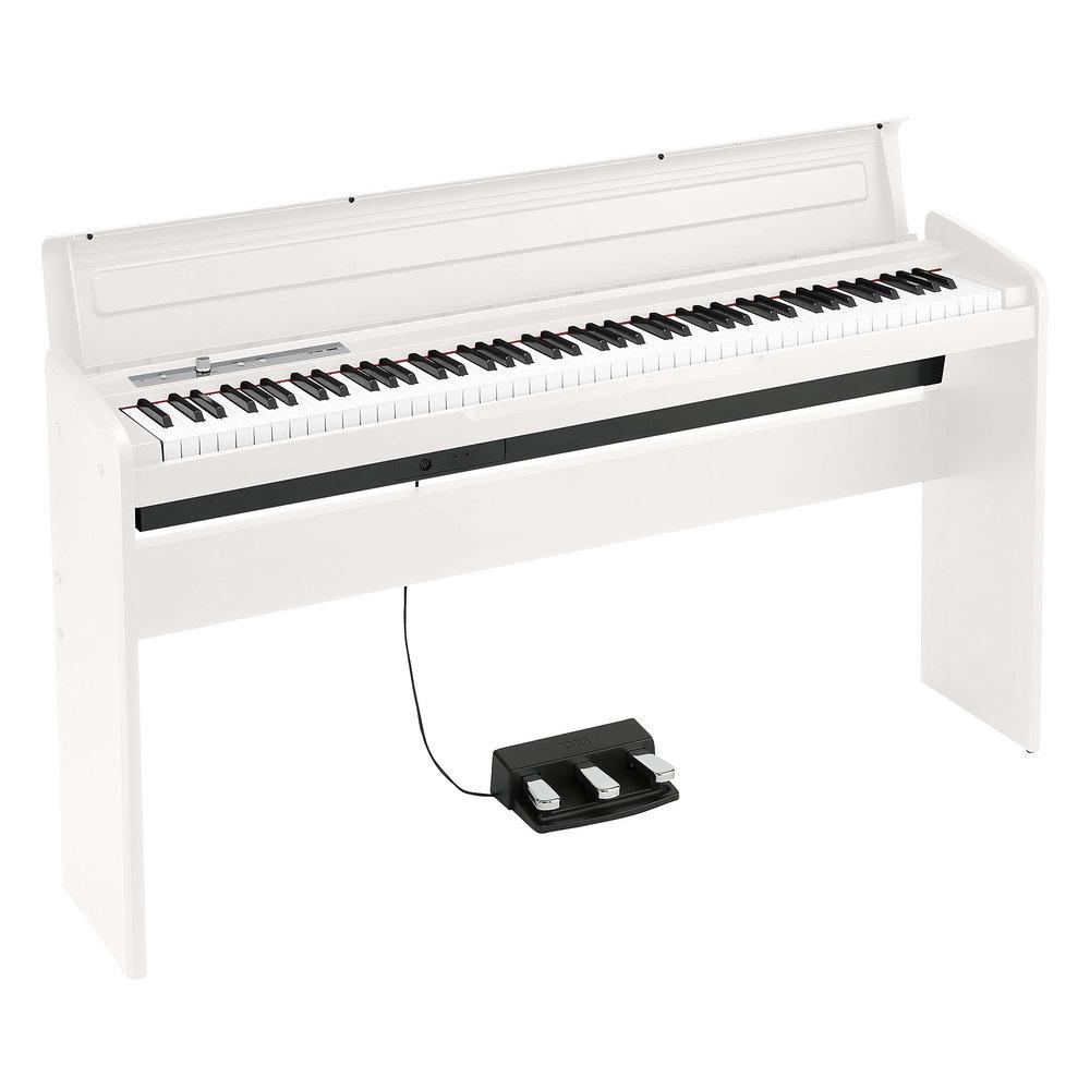KORG DIGITAL STYLING PIANO WHITE