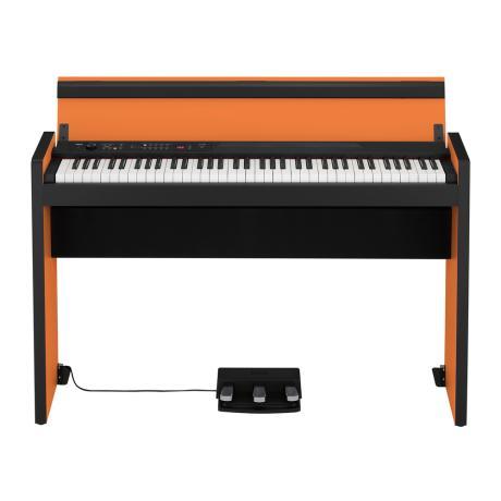 KORG DIGITAL STYLISH PIANO ORANGE-BLACK