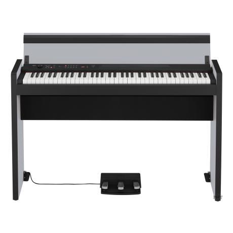 KORG DIGITAL STYLISH PIANO SILVER-BLACK