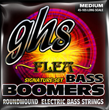 GHS BASS STRINGS FLEA SIGNATURE SET