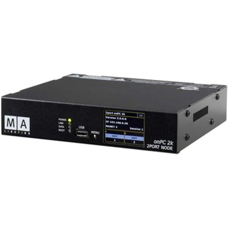 MA LIGHTING MA2 NETWORK 2PORT DMX EXTENDER (2048)