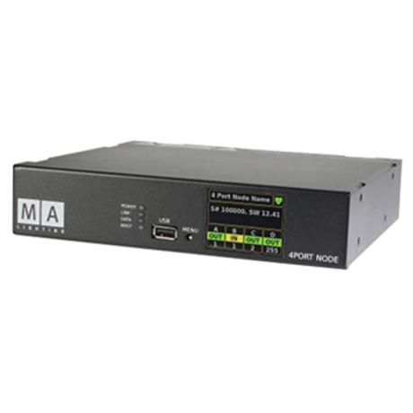 MA LIGHTING MA2 NETWORK  TO 4 PORT DMX EXTENDER 2048