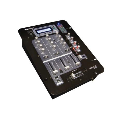 MARK DJ MIXER 3 CHANNEL