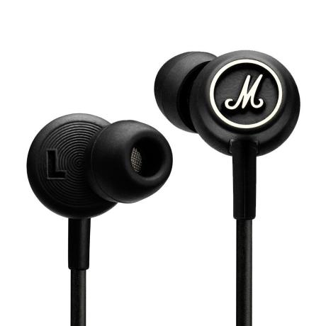 MARSHALL ΔΥΝΑΜΙΚΟ ΑΚΟΥΣΤΙΚΟ IN-EAR ΨΕΙΡΑ + MIC ΜΑΥΡΟ