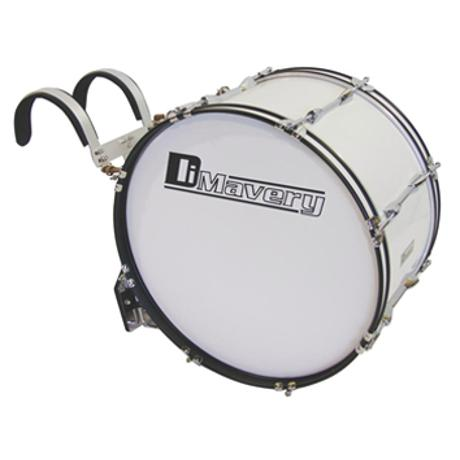 DIMAVERY MB-422 MARCHING BASS DRUM 22X12