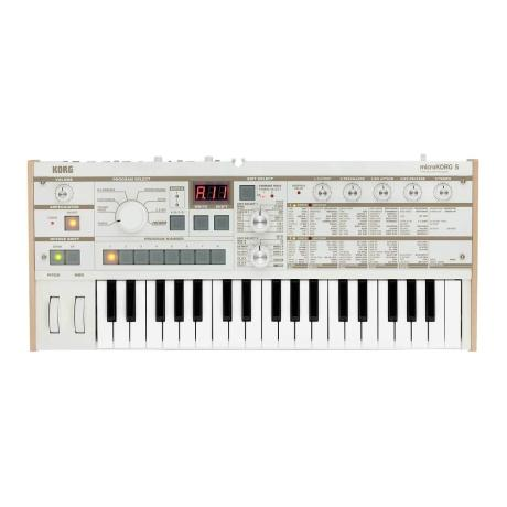 KORG ANALOG MODELING SYNTHESIZER / VOCODER