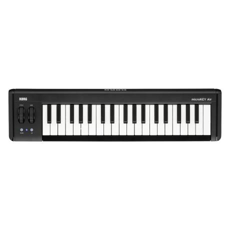 KORG USB MIDI KEYABORD 37 MINI KEYS WIRELESS