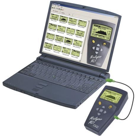 NTI USB INTERF.FOR MINI/DIGILYZER