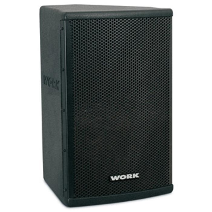 WORK 2-WAYS SPEAKER160W, 6'', 8Ω, 90dB