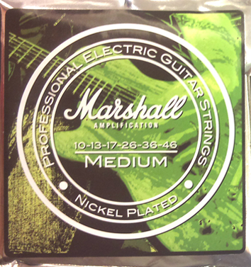 MARSHALL ELECTRIC GUITAR STRINGS 10-46 GAUGE