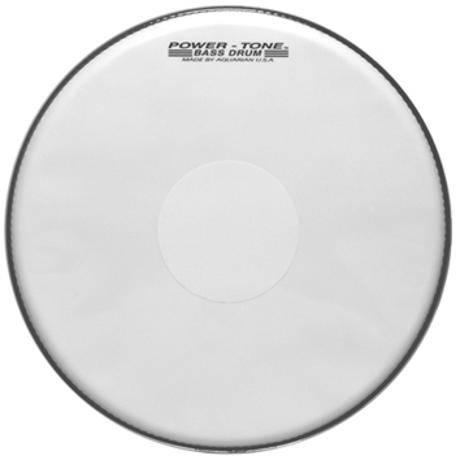 AQUARIAN 26'' POWERTONE WHITE MARCHING