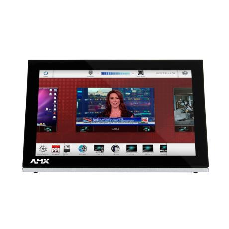 AMX 10.1'' Modero S Tabletop Touch Panel