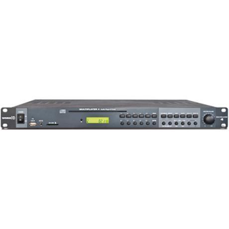 WORK 1U-Tuner AM-FM,CDplayer USB & Flash Memory card pl